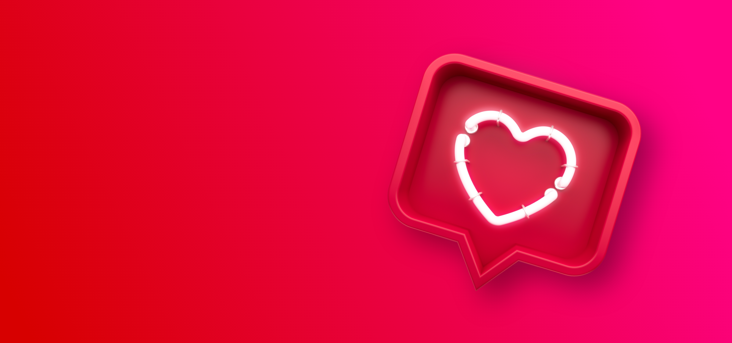 Share the love with your customers this valentine's day